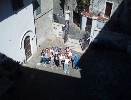 Volontariato a Segni (Opera Pia): ragazze dalla Spagna