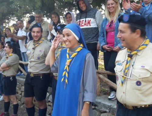 Monreale (PA): Apostolato con i Scout