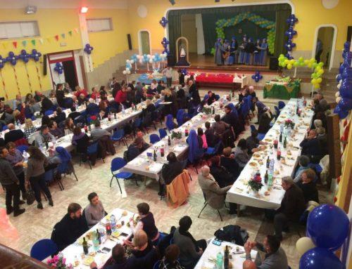 """FESTEGGIAMENTI PER I 10 ANNI DELLA COMUNITÀ """"MAMMA MARGHERITA"""""""