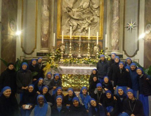 """Prato: Anniversario della Comunità """"Santa Caterina de Ricci"""""""