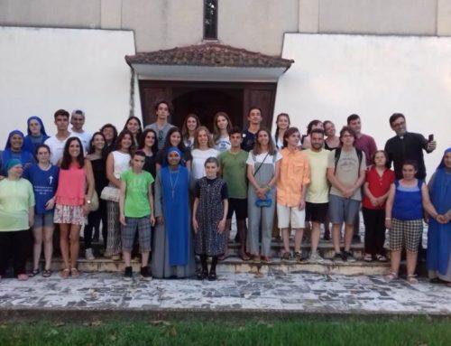 Attività estate: Albania, campo estivo in Arameras