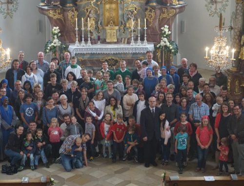 Attività estate: suore di Bagnoregio in Germania per la I Festa della Famiglia