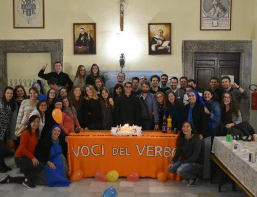 FOTO dell'Incontro delle VOCI DEL VERBO che si ´tenuto a MONTEFIASCONE (VT) dal 18 al 21 ottobre 2018!