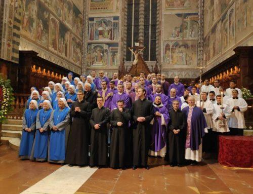 Vestizione Religiosa 2018 a Orvieto