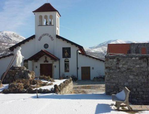 ESERCIZI SPIRITUALI ignaziani in ALBANIA
