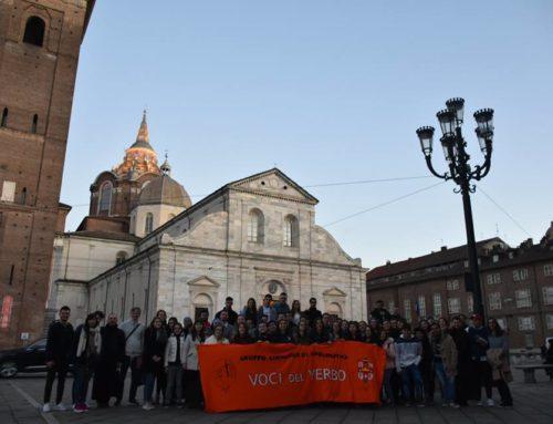 XXº Incontro delle Voci del Verbo a Torino (foto)