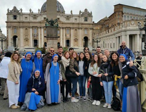 Domenica delle Palme a Roma