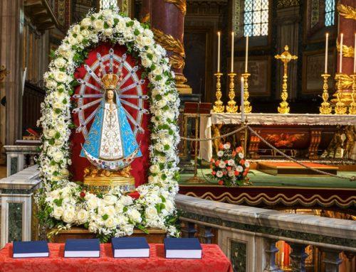 8 maggio: Festeggiamento della Nostra Patrona