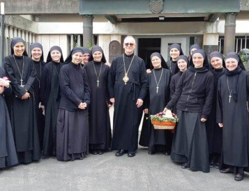 """Studentato Internazionale """"S. Teresa di Gesù""""-Pasqua bizantina"""