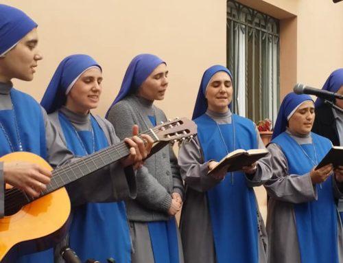 """20º anniversario della fondazione Monastero di Velletri """"Maria Santissima delle Grazie"""""""