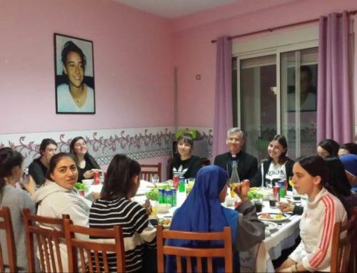 """Comunità """"Beata Chiara Luce Badano"""", Tirana, Albania."""
