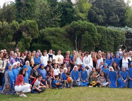 Primo Incontro a ROMA del Terzo Ordine, Voci del Verbo e amici dell'IVE