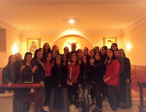 Visita al Nunzio Apostolico di Albania