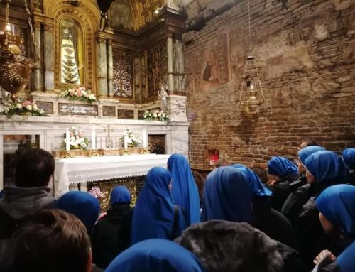 Pellegrinaggio alla Madonna di Loreto