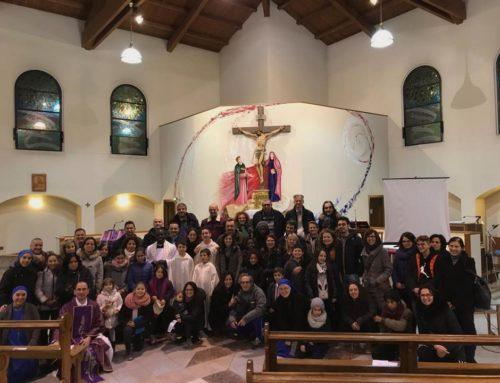 Torino: incontro delle famiglie