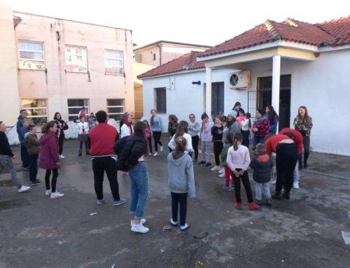 Visita alle famiglie terremotate di Albania