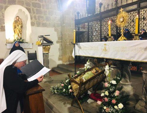 Monastero: Un altra novizia