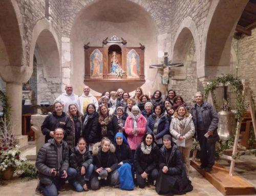Comunità di Conversano: pellegrinaggio al Santuario di Canneto