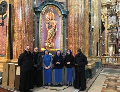 Torino: attività mariana