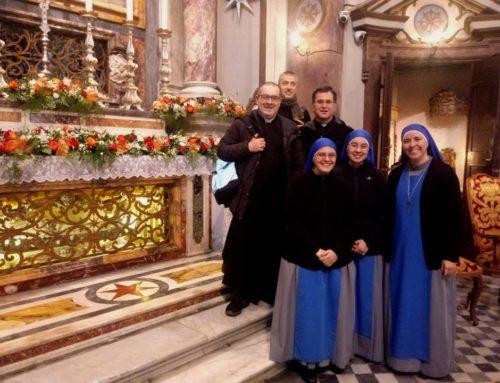 """Comunita """"Santa Caterina d'Ricci"""" a Prato"""
