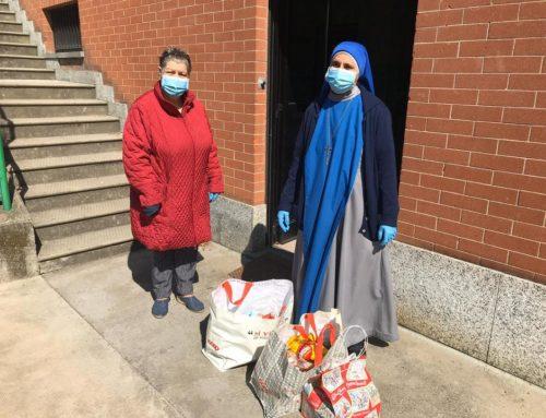 Comunità di SSVM di Torino durante l'emergenza della pandemia