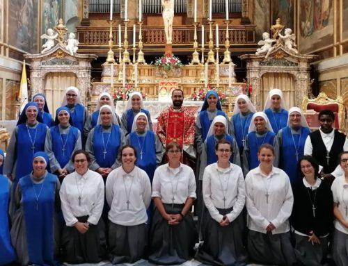 Santa Messa di Consacrazione delle Novizie a Gesù per Maria.