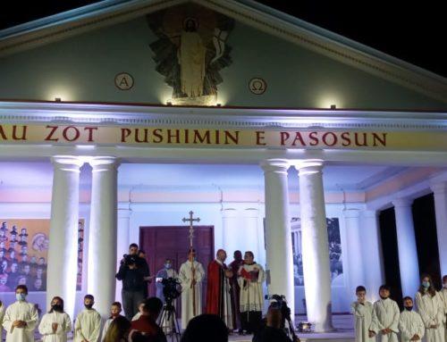 Albania: S. Messa di commemorazione a Scutari
