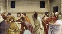 Cristo-deriso-giotto-pazienza-persone-moleste