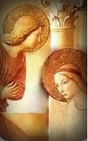 annunciazione spiritualità icon