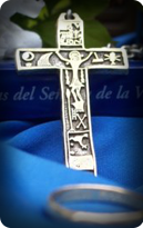 croce e anello icon