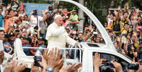 THE PHILIPPINES POPE FRANCIS' VISIT