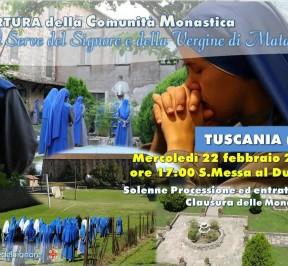 monasterio tuscania